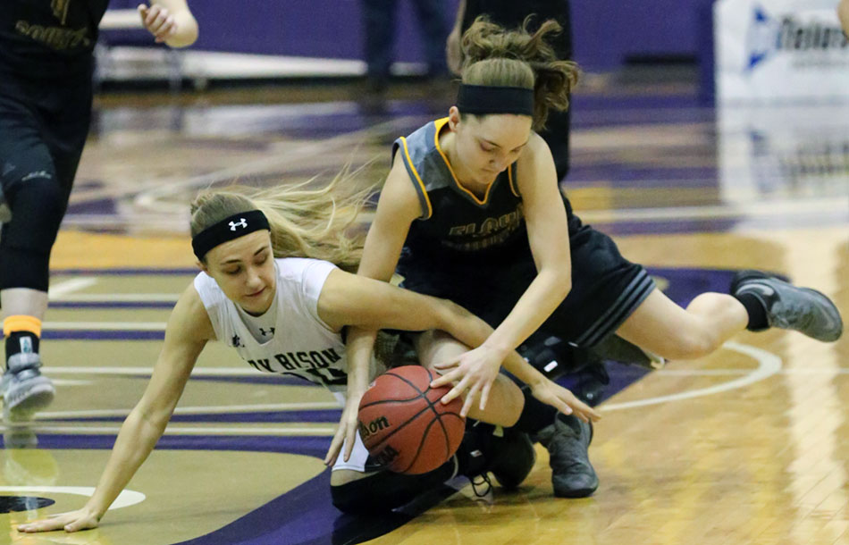 Lady Buffs beat Buffalo Gap; Next stop, Richmond