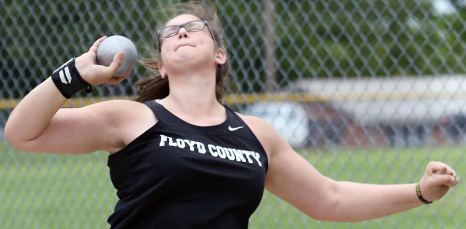 FCHS track standouts win in Conference