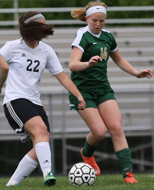 Soccer teams lose in Conference first-round