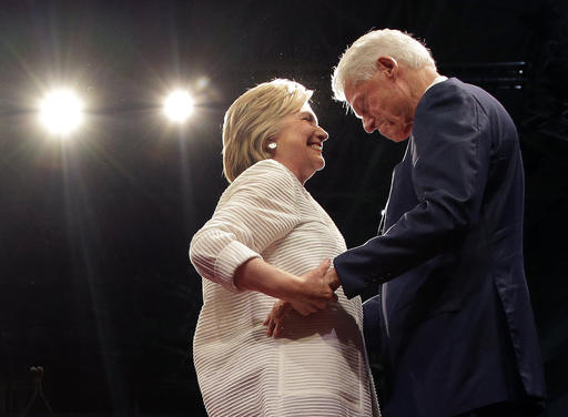 Hillary Clinton: Our next President