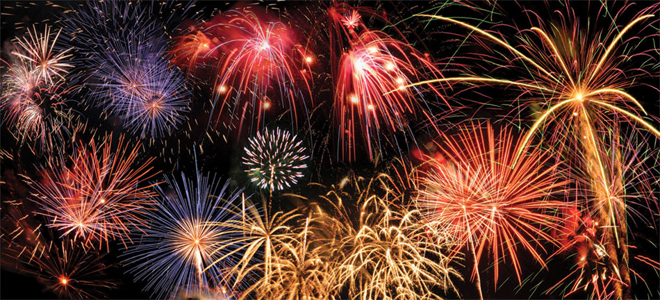 Get ready for delayed 4th of July fireworks