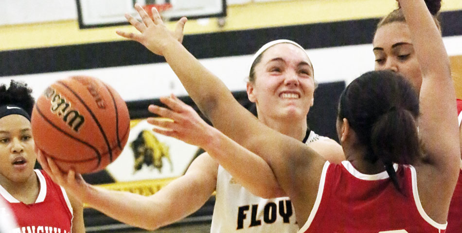 Lady Buffs action: One win, one loss