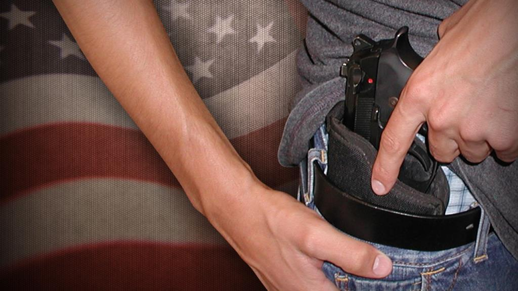 Permitless concealed weapon?  Why?