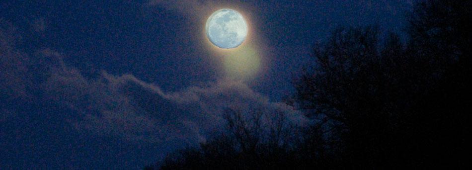 The moon…enhanced