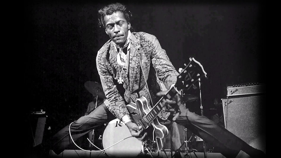 Losing Chuck Berry to the ages