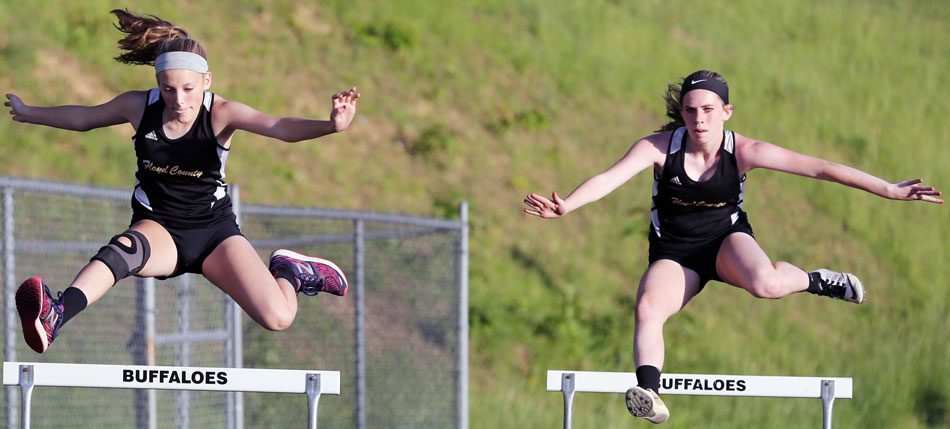 On track with high school athletes