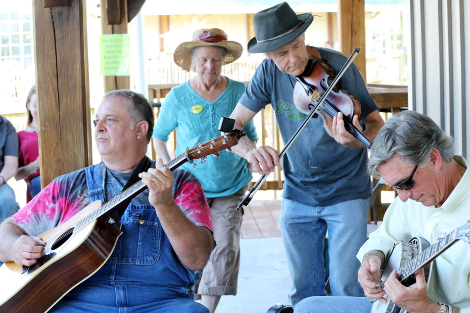 Artisan Trail, Crooked Road Homecoming & More