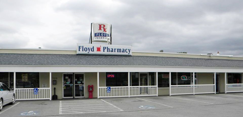 Goodbye to The Floyd Pharmacy