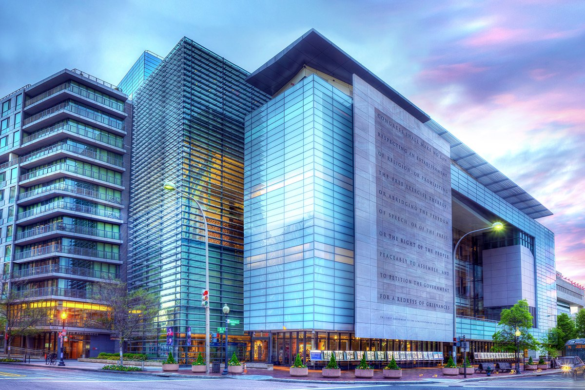 Newseum may become old news