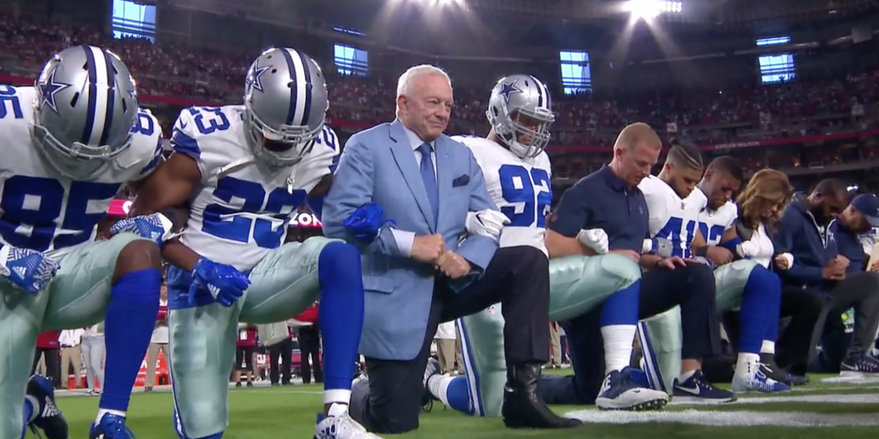 Some NFL Team Owners Are 'Afraid Of Their Players'